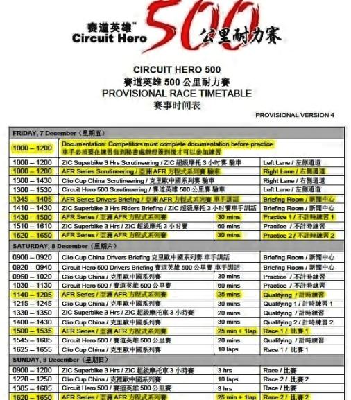 AFRcircuitHero500V4Schedule