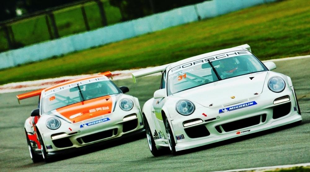 Pete Olson- Porsche Carrera Cup Asia
