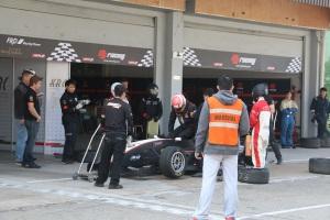 Pete Endurance Race Driver Change