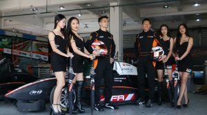 Pete Sunny Pits AFR endurance race